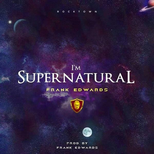 Frank Edwards I'm Supernatura