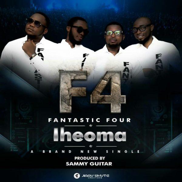 Fantastic 4 Iheoma