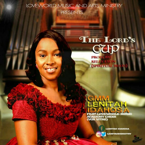 Lenitah Idahosa The Lord's Cup