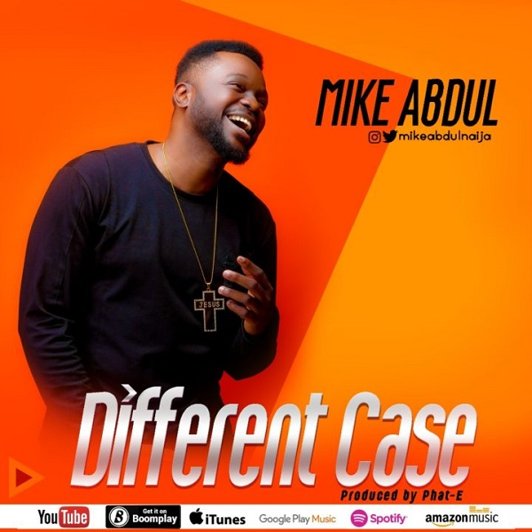 Mike Abdul Different Case