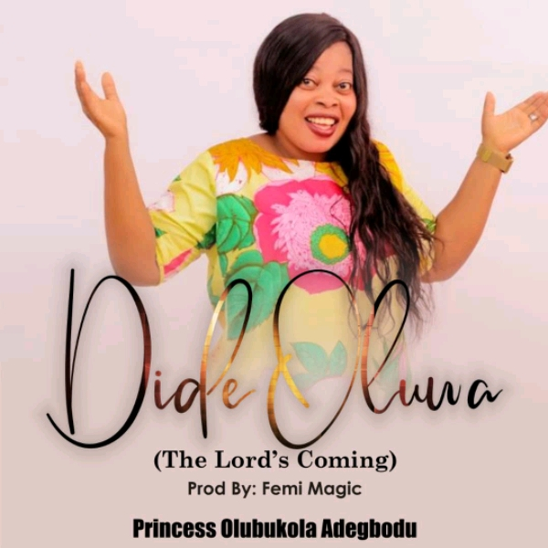 Olubukola Adegbodu Dide Oluwa