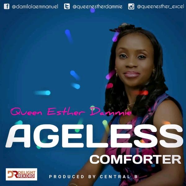 Queen Esther Dammie Ageless Comforter