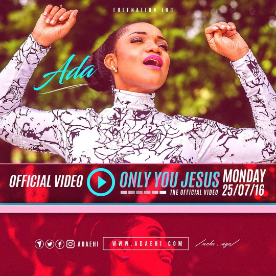 Ada Only You Jesus