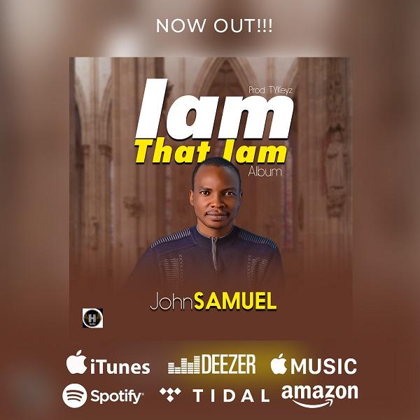 John Samuel I am That I am