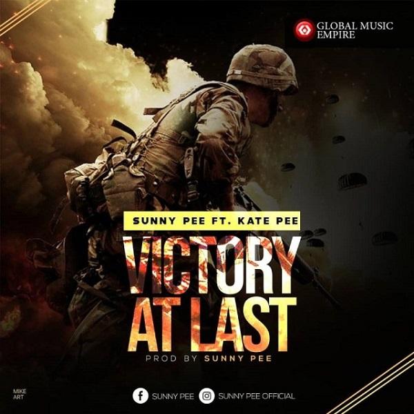 SunnyPee Victory at Last