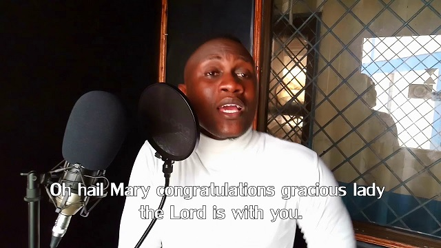 Cleo Rhythm Oh Hail Mary