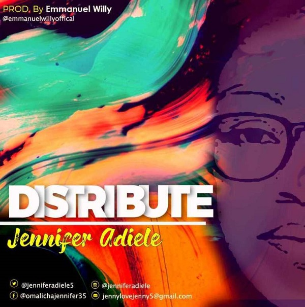 Jennifer Adiele Distribute