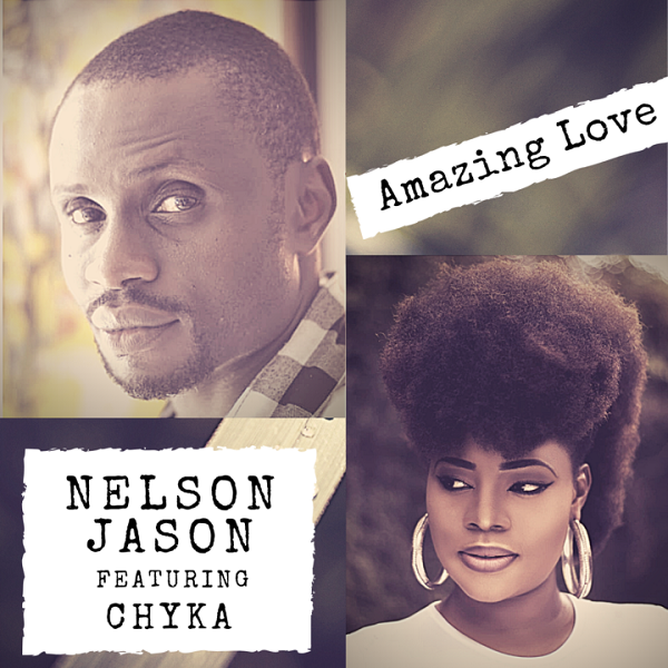 Nelson Jason Amazing Love