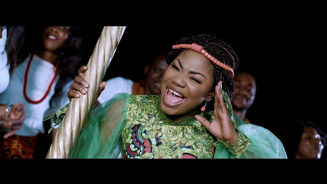 Mercy Chinwo Bor Ekom Video