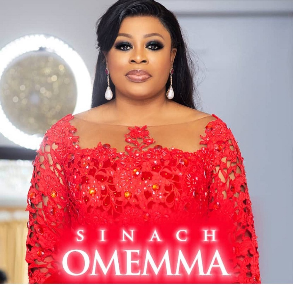 Sinach Omemma Artwork
