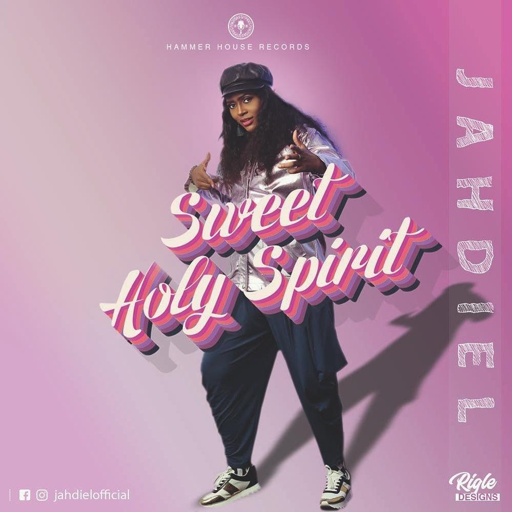 Jahdiel Sweet Holy Spirit
