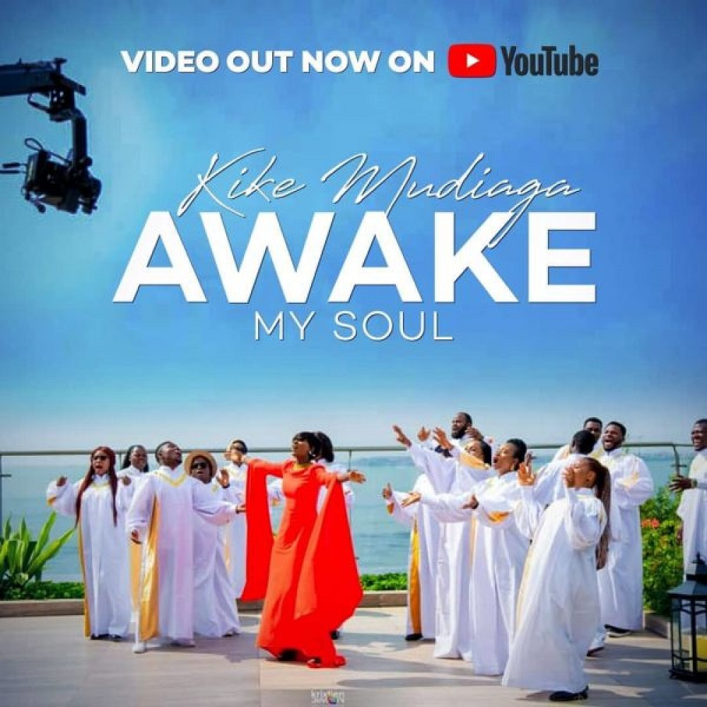 Kike Mudiaga Awake My Soul Video