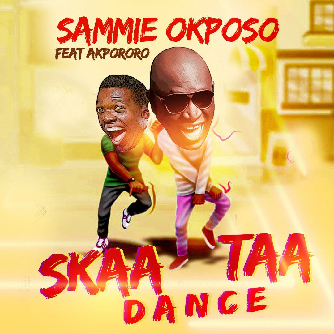 Sammie Okposo Skaataa Dance