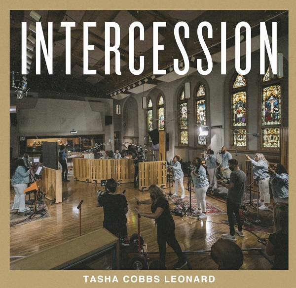 Tasha Cobbs Leonard – Intercession EP