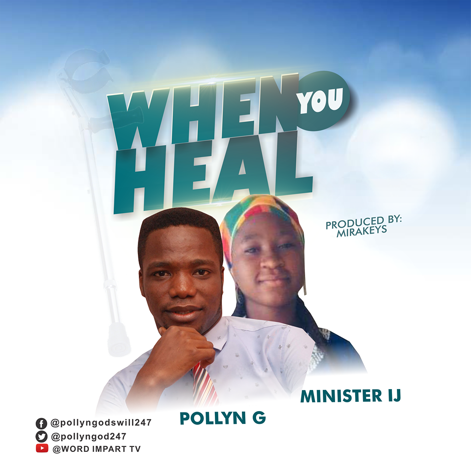 Pollyn G When You Heal