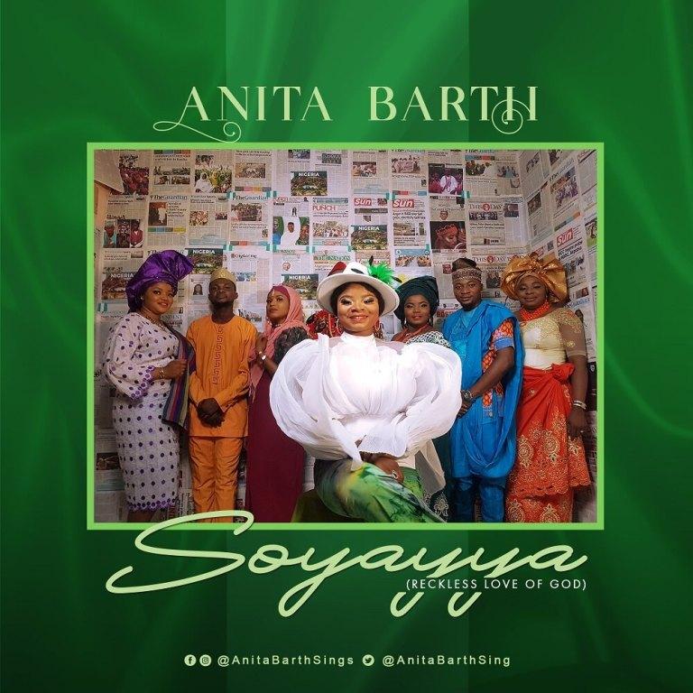 Anita Barth Soyayya