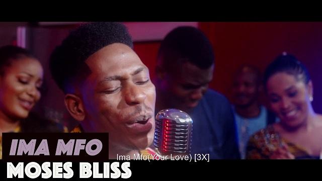 Moses Bliss Ima Mfo