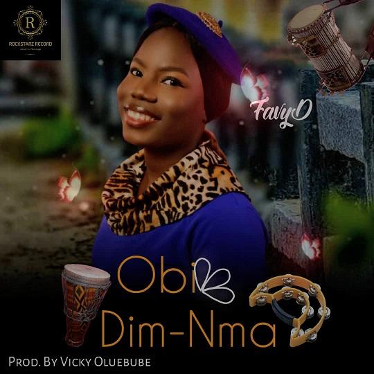 Favy'd Mercy Obi-Dim-Nma