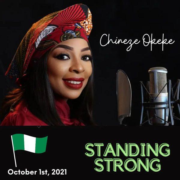 Chineze Okeke Standing Strong